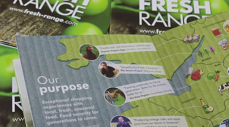 Fresh Range brochure