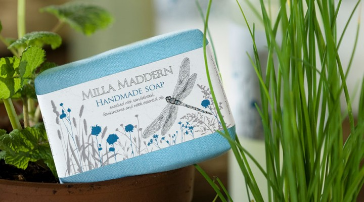 Milla Maddern soap