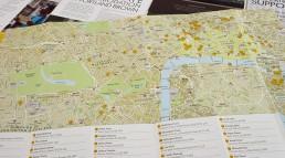 Portland Brown map