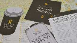 Portland Brown mailers