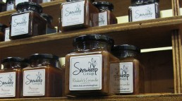 Snowdrop Cottage chutneys