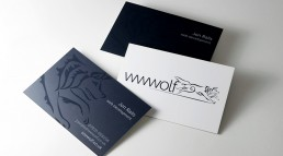 wwwolf business cards
