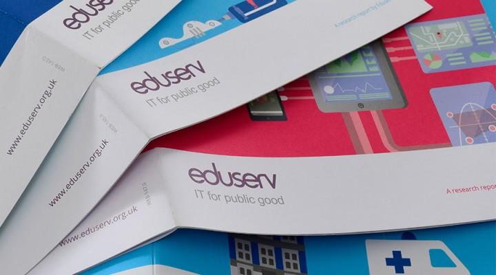 Eduserv brochures