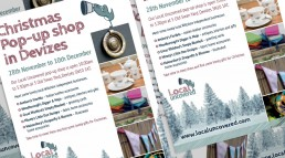 Local Uncovered leaflets