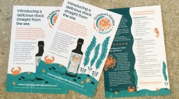 Octopus Garden leaflets